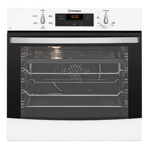 Westinghouse WVE615W Oven
